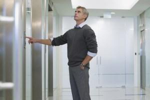 elevator-wait